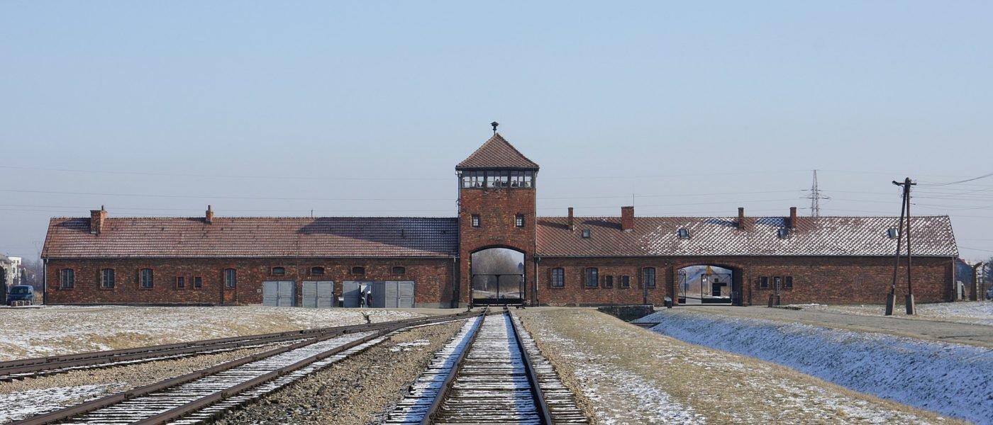 75e anniversaire de la libération d'Auschwitz, le 27 janvier 1945